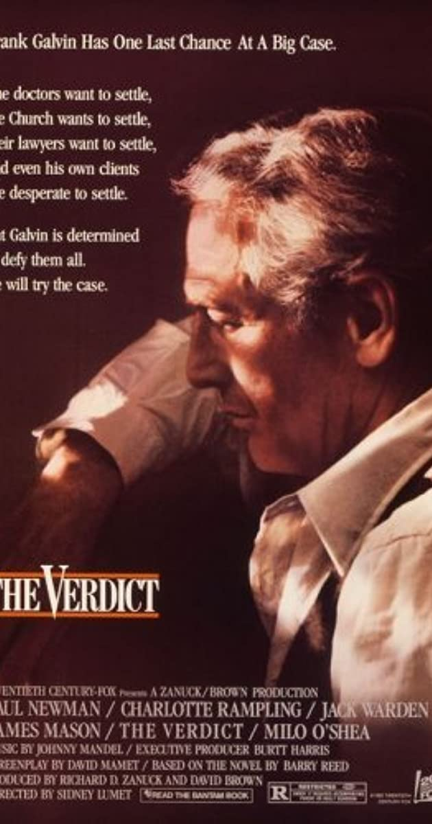 Watch Full HD Movie The Verdict (1982)