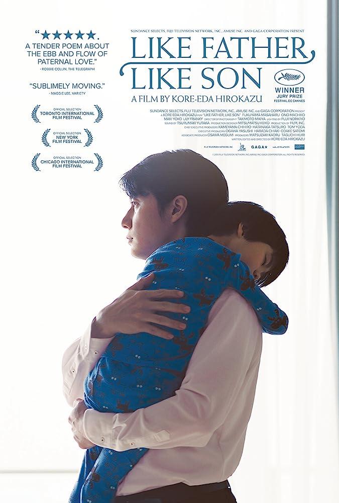 Like Father, Like Son مترجم