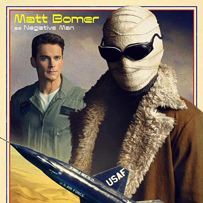 Matt Bomer in Doom Patrol (2019)
