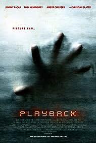Playback (2012) Poster - Movie Forum, Cast, Reviews