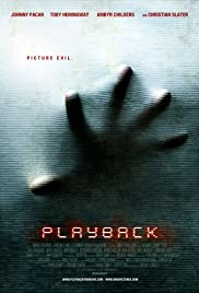 Playback (2012) Poster - Movie Forum, Cast, Reviews
