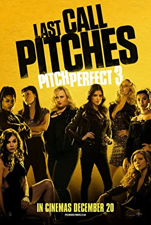 Pitch Perfect 3 Full Movie in Hindi (2017) Download | 480p (400MB) | 720p (900MB)