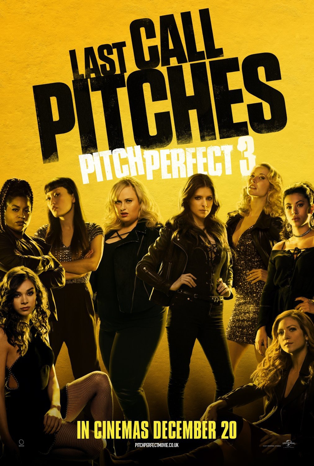 Pitch Perfect 3 (2017) BluRay 480p, 720p & 1080p