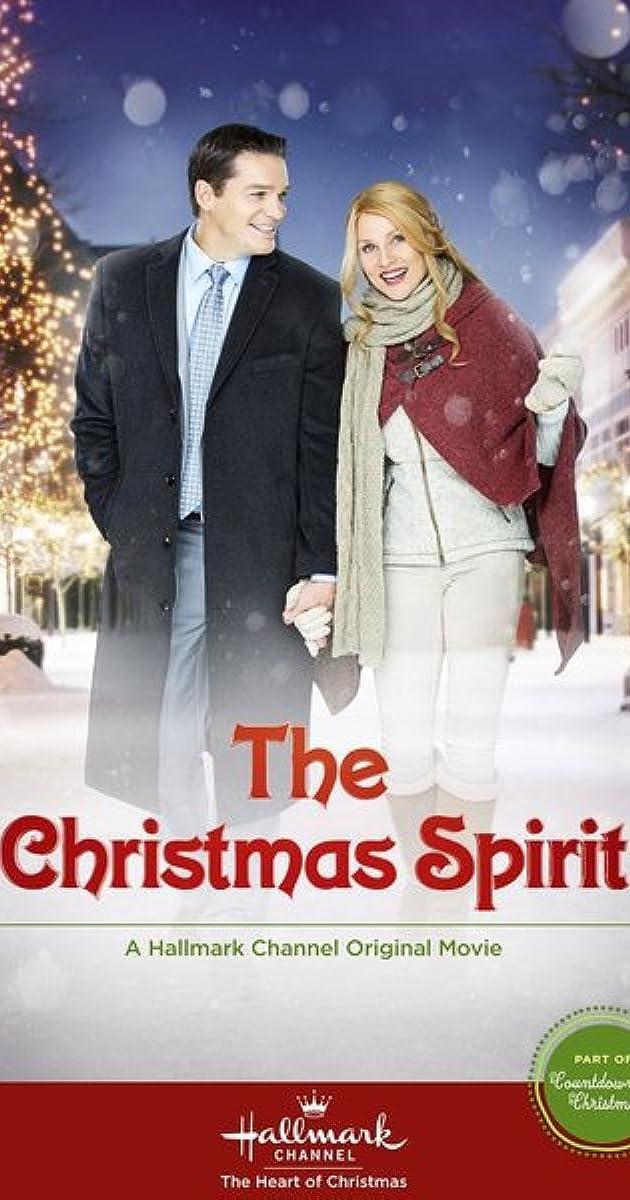 The Christmas Spirit (TV Movie 2013) - IMDb
