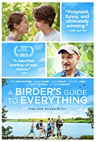 Ben Kingsley, Alex Wolff, Kodi Smit-McPhee, and Katie Chang in A Birder's Guide to Everything (2013)
