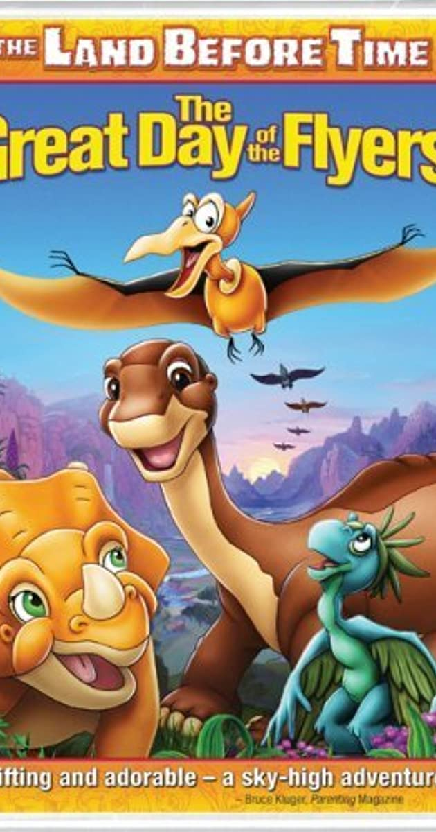 Subtitle of The Land Before Time XII: The Great Day of the Flyers