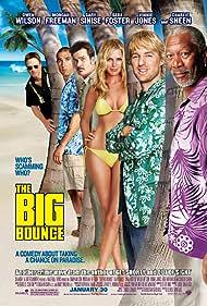 Morgan Freeman, Charlie Sheen, Gary Sinise, Vinnie Jones, Owen Wilson, and Sara Foster in The Big Bounce (2004)