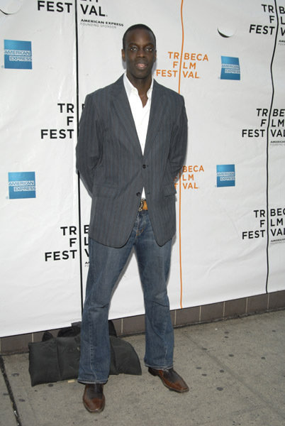"Ato Essandoh at the 5th Annual Tribeca Film Festival - ""Brothers Shadow"" World Premiere"