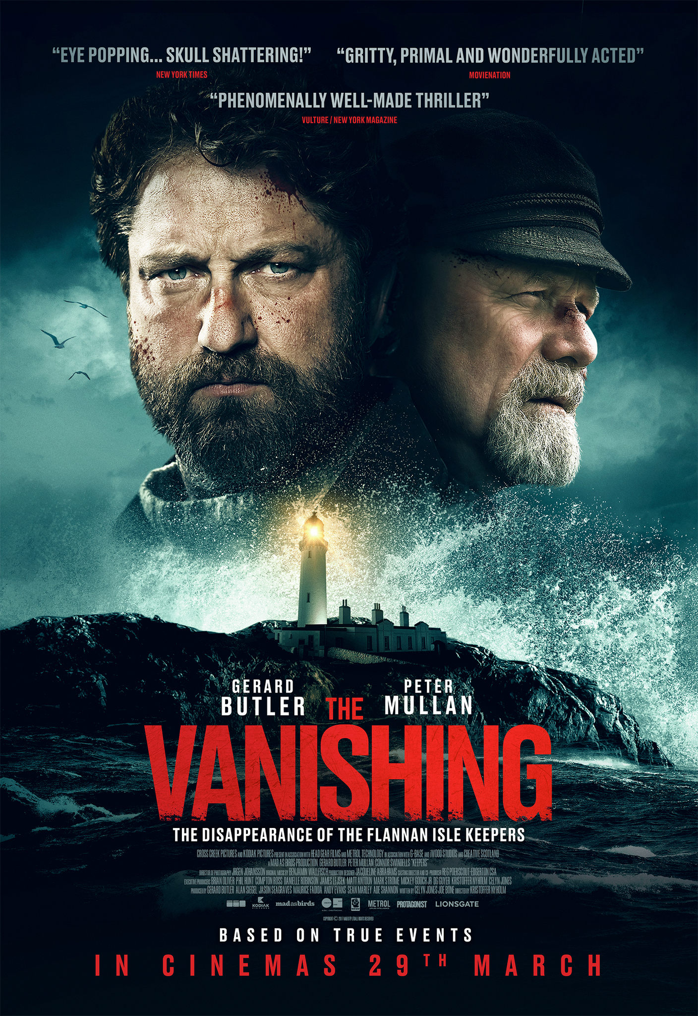 The Vanishing (2018) - IMDb