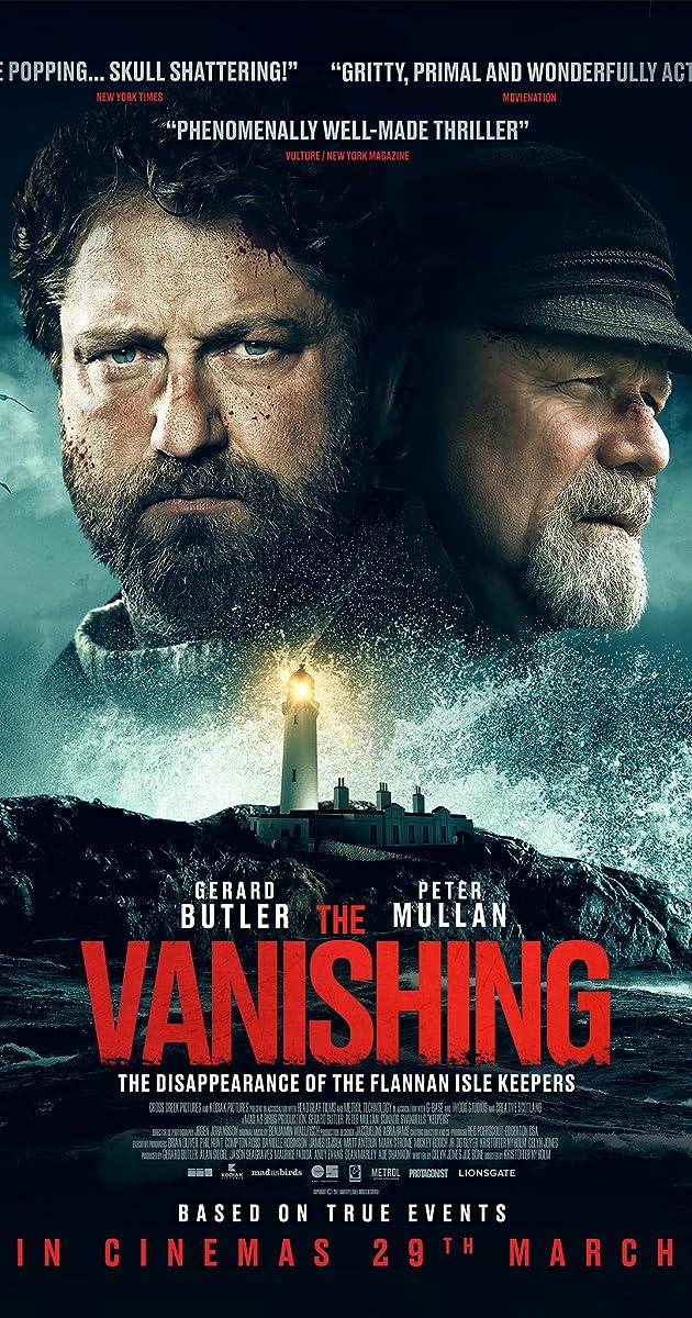 Subtitle of The Vanishing
