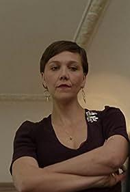 Maggie Gyllenhaal in The Honourable Woman (2014)
