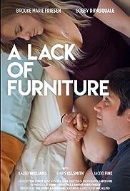 A Lack of Furniture