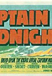Captain Midnight Poster