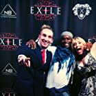 Red carpet premiere of Star Wars Exile with producer and stunt coordinator Philip Michael (middle), producer and actor Pokey Spears (left), and actress/stuntgirl Bria Roberts (right).