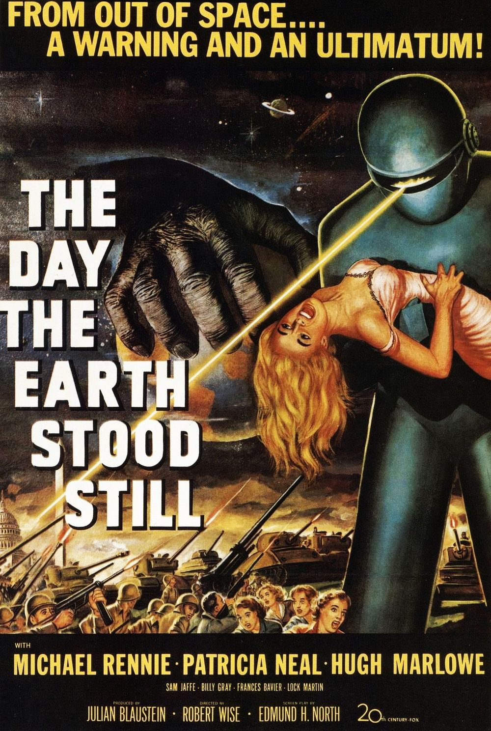 The Day The Earth Stood Still 1951 Imdb