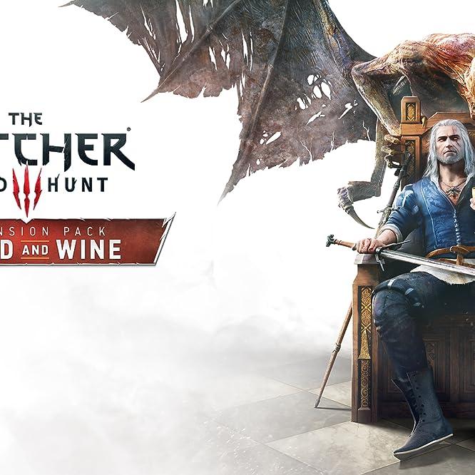 Wiedzmin 3: Dziki Gon Krew i wino (2016)