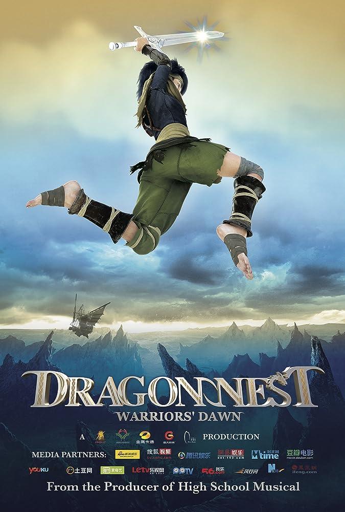 Drakono lizdas / Dragon Nest: Warriors' Dawn (2014) Online