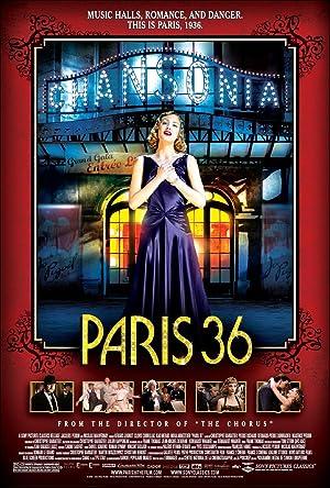 Where to stream Paris 36