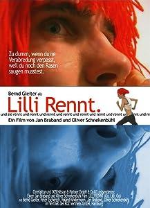 Movies watching Lilli rennt [hddvd]