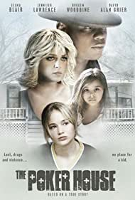 Selma Blair, Bokeem Woodbine, Chloë Grace Moretz, and Jennifer Lawrence in The Poker House (2008)