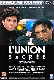 L'union sacrée(1989) Poster - Movie Forum, Cast, Reviews