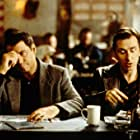 John Travolta and Tim Roth in Lucky Numbers (2000)