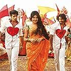 Priyanka Chopra Jonas, Arjun Kapoor, and Ranveer Singh in Gunday (2014)
