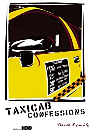 Taxicab Confessions Poster