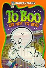 To Boo or Not to Boo Poster