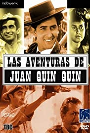 The Adventures of Juan Quin Quin Poster