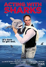 Acting with Sharks Poster