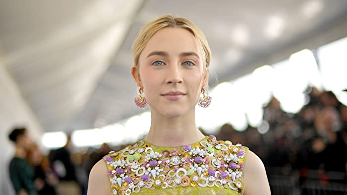 Saoirse Ronan at an event for 33rd Film Independent Spirit Awards (2018)