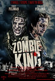 The Zombie King Poster