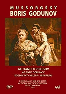 Movie portal download Boris Godunov [DVDRip]