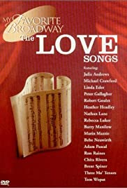 My Favorite Broadway: The Love Songs Poster