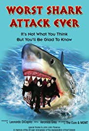 Worst Shark Attack Ever Poster
