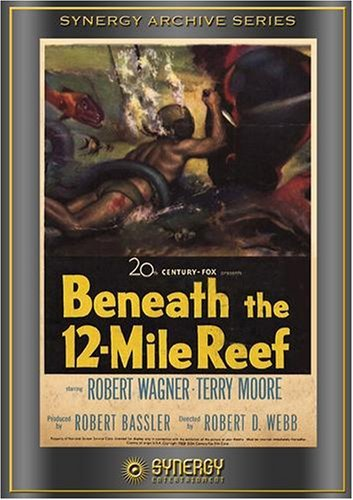 Robert Wagner in Beneath the 12-Mile Reef (1953)
