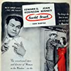 Edward G. Robinson, Joan Bennett, and Dan Duryea in Scarlet Street (1945)