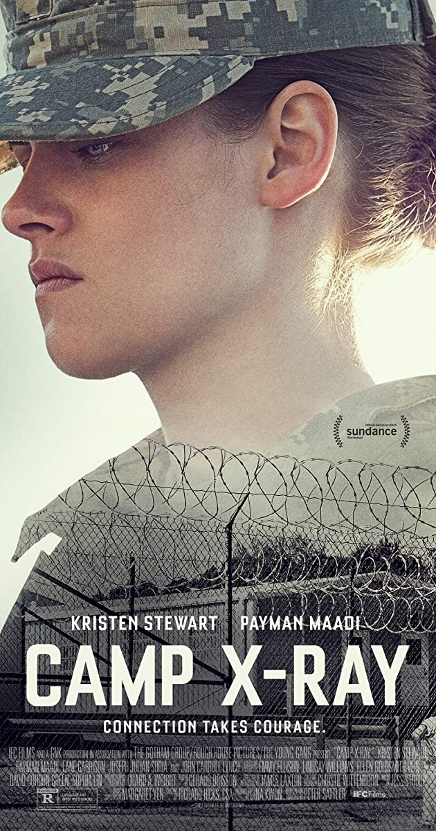 Subtitle of Camp X-Ray