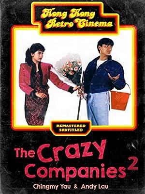 Rosamund Kwan The Crazy Companies II Movie