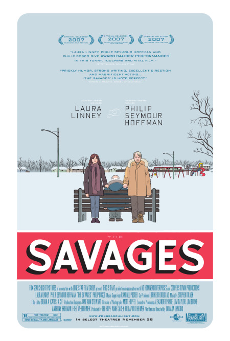 The Savages (2007) BluRay 720p