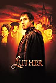 Alfred Molina, Joseph Fiennes, Peter Ustinov, Claire Cox, and Jonathan Firth in Luther (2003)