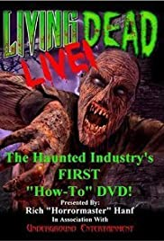 Living Dead Live! Poster