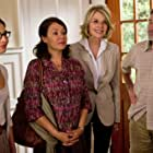 Robert De Niro, Diane Keaton, Patricia Rae, and Ana Ayora in The Big Wedding (2013)