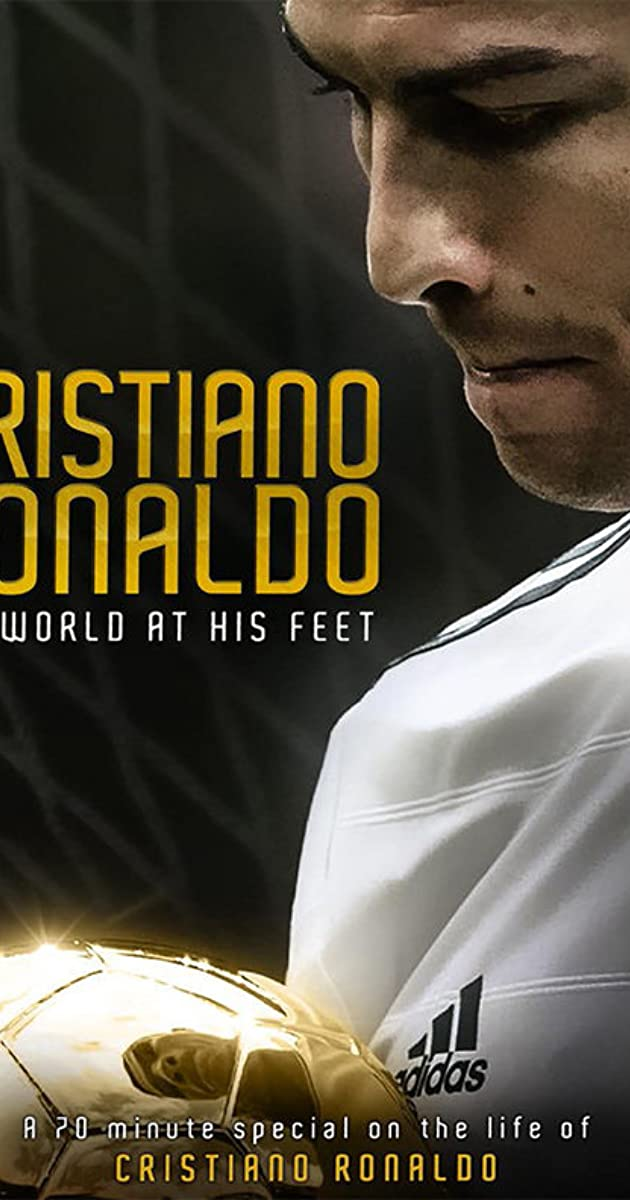 Subtitle of Cristiano Ronaldo: World at His Feet