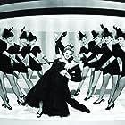 Judy Garland, Lynne Carver, Virginia Engels, Charles Walters, and Foncilla Adams in Presenting Lily Mars (1943)