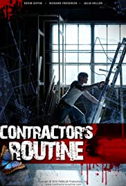 Contractor's Routine Poster