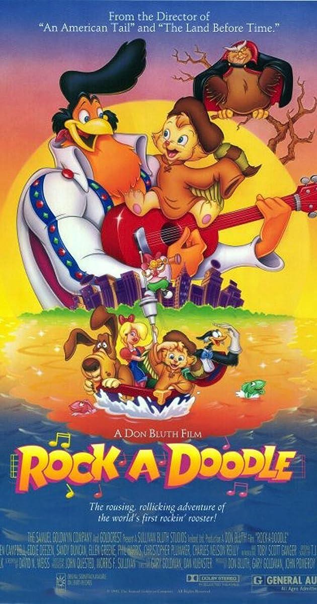 Rock-A-Doodle (1992) Subtitles