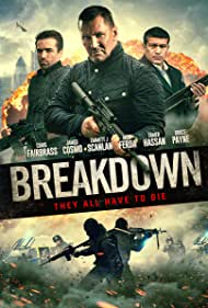 Craig Fairbrass, Tamer Hassan, Mem Ferda, and Emmett J Scanlan in Breakdown (2016)