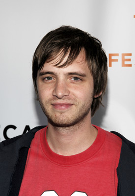 Aaron Stanford at an event for Runaway (2005)